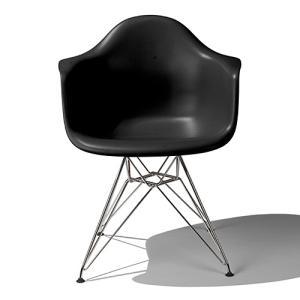 Eames / イームズ Shell Chair Arm Chair(DAR)/ブラック|p-s