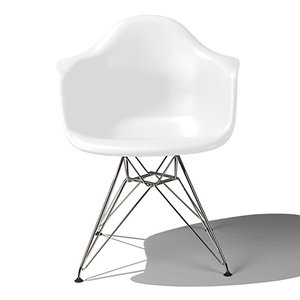 Eames / イームズ Shell Chair Arm Chair(DAR)/ホワイト|p-s