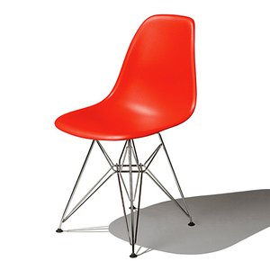 Eames / イームズ Shell Chair Side Chair(DSR)/レッド|p-s