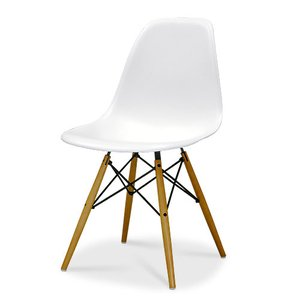 Eames / イームズ Shell Chair Side Chair(DSW)/ホワイト|p-s