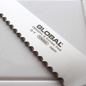 包丁 グローバル ステンレス GLOBAL G-9 パン切り 22cm|p-s|03