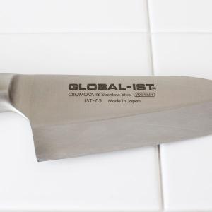 包丁 グローバル イスト GLOBAL IST ステンレス IST-05 小出刃 包丁 12cm 利き手別  選べるプレゼント付き p-s 04