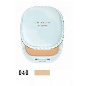 アルビオン スノー ホワイト シフォン #040 レフィル 10g SPF25 PA++ 送料無料|p-shop