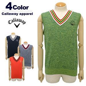 ◆商品説明 Callaway apparel(キャロウェイアパレル)2018年春夏コレクションから、...