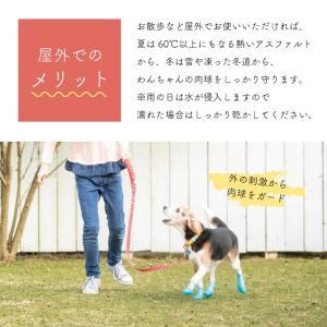 オールシーズンブーツ PAWTECT パウテクト / 犬 犬用 ブーツ / 送料無料|p-star|04