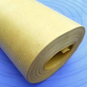 ハトロン紙 巻 450mm×60M 5巻入 茶紙 養生紙 型紙 筋入クラフト紙 筋王 緩衝材 軽包装 工作 コストダウン 大王製紙 pack8983
