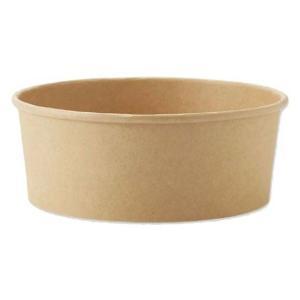 【25個】未晒フードカップ(浅1300ml) シモジマ 使い捨て サラダ パスタ 惣菜容器 25個入