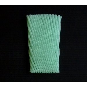 フルーツキャップ シングル 11cm グリーン 200個 package-paradise