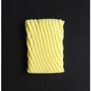 フルーツキャップ シングル 9cm イエロー 100個 package-paradise