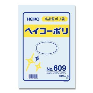 ヘイコーポリ袋 No.609の商品画像