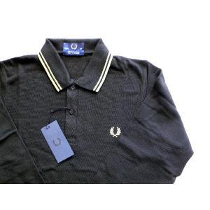 【Fred Perry】 フレッドペリー M7110 157 BLACK Size38|paddies