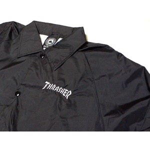 【Thrasher】 スラッシャー COACH JACKET|paddies