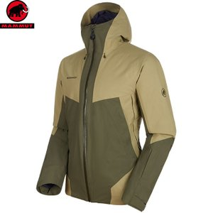 MAMMUT マムート Casanna HS Thermo Hooded Jacket Men スキ...