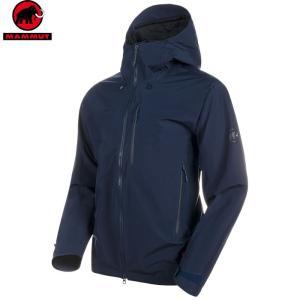 MAMMUT マムート Ayako Pro HS Hooded Jacket AF Men ハードシ...