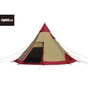 高くて広い開放的な空間を実現した八角錐テント。ファミリーやグループで楽しめる新スタイルのテント。 初...
