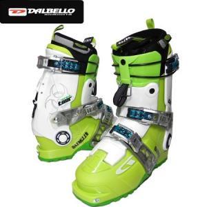 ツアーブーツ 兼用靴10-11 DALBELLO ダルベロ V.IRUS TOUR ウォークモード付き paddle-club