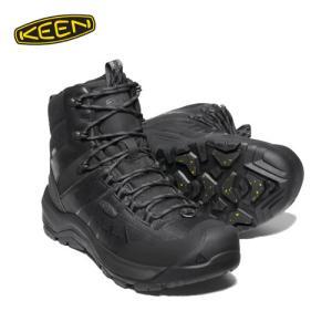 キーン KEEN REVEL IV EXP MID POLAR Black,Magnet 20-21 メンズウィンターブーツ 防寒靴 アウトドアシューズ 1023891 paddle-sa