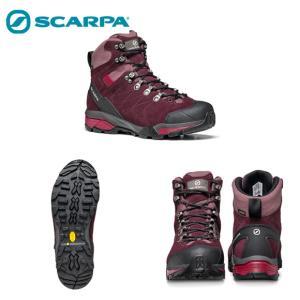 SCARPA スカルパ ZG トレック GTX WMN 21SS ウィメンズ 登山靴 トレッキングシューズ :SC22026 paddle-sa