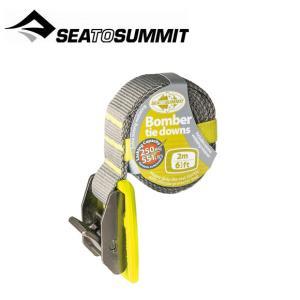 シートゥサミット SEA TO SUMMIT ボンバー タイダウン 2m/1本 21SS ST88151 paddle-sa
