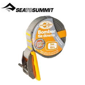 シートゥサミット SEA TO SUMMIT ボンバー タイダウン 3m/1本 21SS ST88152 paddle-sa