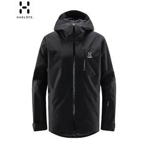 HAGLOFS ホグロフス Lumi Jacket Men 20-21 スキーウェア JKT バックカントリー 604660|paddle-sa