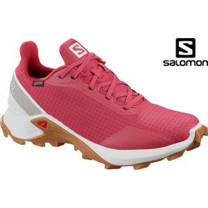 サロモン SALOMON アルファクロス ALPHACROSS GORE-TEX W レディース トレラン ゴアテックス L40805700 paddle-sa