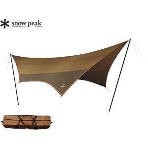 SNOWPEAK スノーピーク アメニティタープヘキサLセット キャンプ タープ :TP-851SR paddle-sa