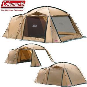 COLEMAN コールマン タフスクリーン2ルームハウス 〔2019SS キャンプ用品 テント タープ 〕 (ベージュ):2000031571 [大型商品送料別途] paddle-sa