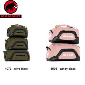 MAMMUT マムート Cargon PACK BAG  ダッフルバック BAG 2019 SS (olive-black):2510-02080|paddle-sa