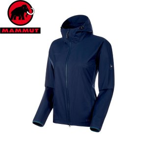 MAMMUT マムート GRANITE SO Hooded Jacket AF Women レディー...