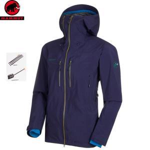 スキーシーズン用に開発された Jacket。3レイヤーGORE-TEX Pro素材が極度のストレスに...