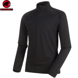 MAMMUT マムート PERFORMANCE Thermal Zip long Sleeve Me...