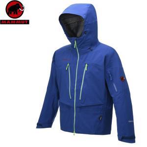 [送料無料] MAMMUT マムート GORE-TEX GLACIER Jacket 〔特価 メンズ ゴアテックス ジャケット〕 (d-cruise):1010-19751|paddle-sa