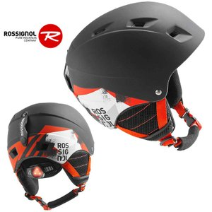 ROSSIGNOL ロシニョール COMP J BLACK 〔スキー ヘルメット プロテクター〕 (BLACK):RKFH503|paddle-sa