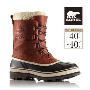 SOREL ソレル 2018秋冬 防寒靴 ウィンターシューズ ブーツ カリブーウール Caribou WL Mens(カラー256) :NM1481|paddle-sa