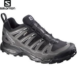 SALOMON サロモン X ULTRA 2 GTX MEN 〔FOOTWEAR シューズ Mens 2017SS 〕 (BLACK-ATOB-PTR):L37982300|paddle-sa