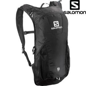 SALOMON サロモン TRAIL 10 〔デイパック BAG 2017SS 〕 (BLACK):L37997600|paddle-sa
