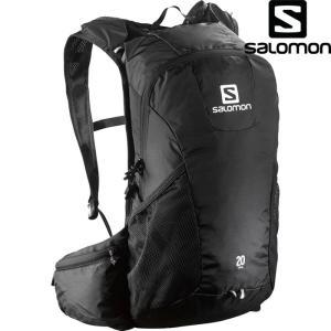 SALOMON サロモン TRAIL 20 〔デイパック BAG 2017SS 〕 (BLACK):L37998600|paddle-sa