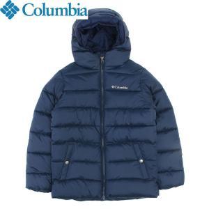 中綿入りでふっくらと暖かなユース用ジャケット。生地には耐久撥水加工を施し、ちょっとした雨ならやり過ご...