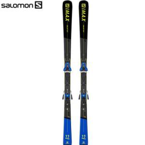 スキー板 サロモン SALOMON 21-22 エスマックス12 S/MAX 12 + Z12 (金具付) paddle-sa