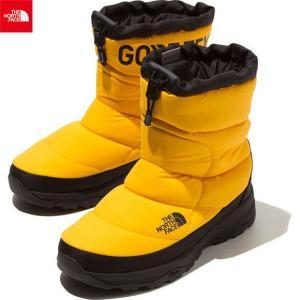 THE NORTH FACE ヌプシブーティ GORE-TEX 19-20 防寒ブーツ NF51971 paddle-sa