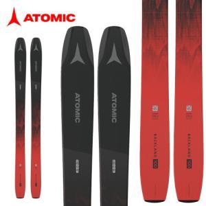 スキー板 アトミック アトミック ATOMIC 20-21 BACKLAND 100 バックランド 板のみ 202 オールラウンド ツアー パウダー paddle-sa