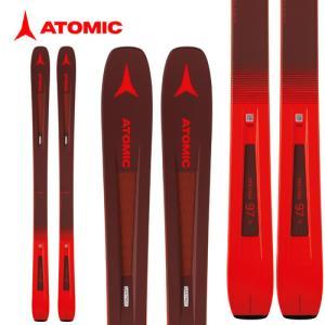 スキー板 アトミック アトミック ATOMIC 18-19 VANTAGE 97 TI 板のみ バンテージ 2019 オールラウンド オールマウンテン paddle-sa