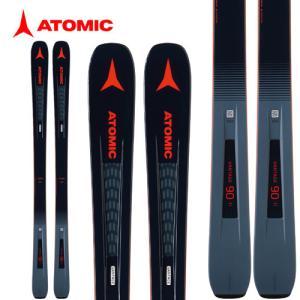 スキー板 アトミック アトミック ATOMIC 18-19 VANTAGE 90 TI 板のみ バンテージ 2019 オールラウンド オールマウンテン paddle-sa