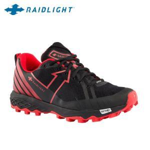 レイドライト RAIDLIGHT レスポンシブダイナミックシューズ RESPONSIV DYNAMIC SHOES レッド/ブラック GNHM510 paddle-sa