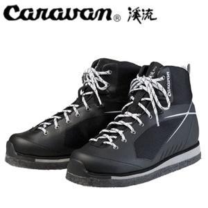 キャラバン Caravan KR_5F (670 ネイビー) フェルトソール paddle-sa