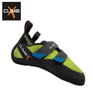 クライミングシューズ CLIMB X クライムエックス レイブ ストラップ RAVE STRAP グリーン EBW501 paddle-sa