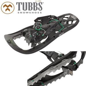 TUBBS タブス スノーシュー RDG (Mens Size:24)Snowshoe バックカントリー ツアー paddle-sa