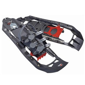 MSR エムエスアール スノーシュー EVO ASCENT エボ アッセント (Size:22インチ)Snowshoe バックカントリー ツアー (grey):40588 paddle-sa