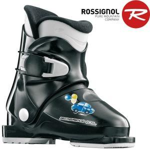 ロシニョール 16-17 ROSSIGNOL 2017 R-18 (BLACK) ジュニア スキーブーツ :RB76020 [pt5]|paddle-sa